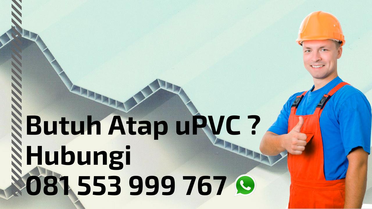 Jual Atap uPVC Rooftop Terbaik  Sumenep