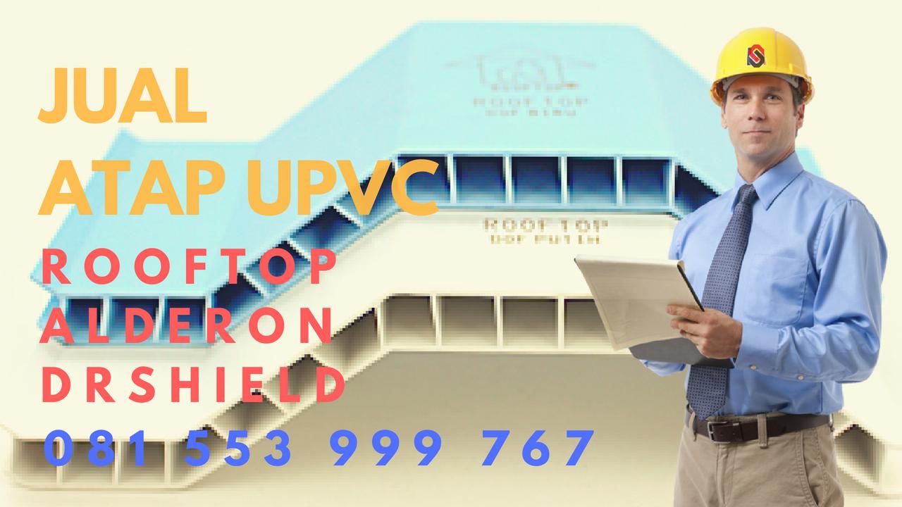 Jual Atap uPVC Dr.Shield Terbaik  Gresik