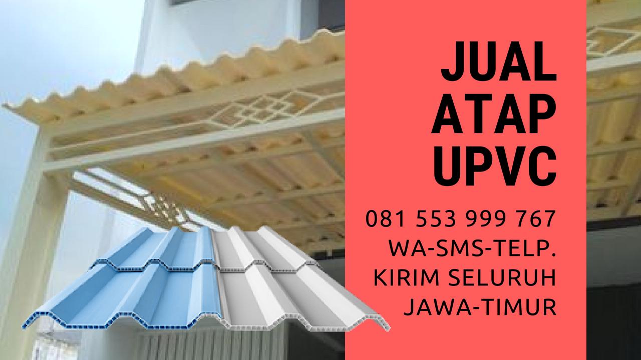 Jual Atap uPVC Rooftop Terbaik  Sampang
